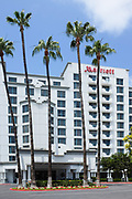 The Marriott Hotel Near the Segerstrom Center for the Arts