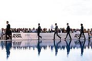 May 20-24, 2015: Monaco Amber Lounge Fashion Show- F1 drivers