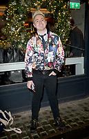 John Galea at the Club 64 VIP launch at Salon 64 Soho London. 27.11.19