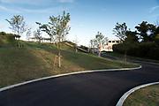 Yokosuka Chuo Peace park Japan