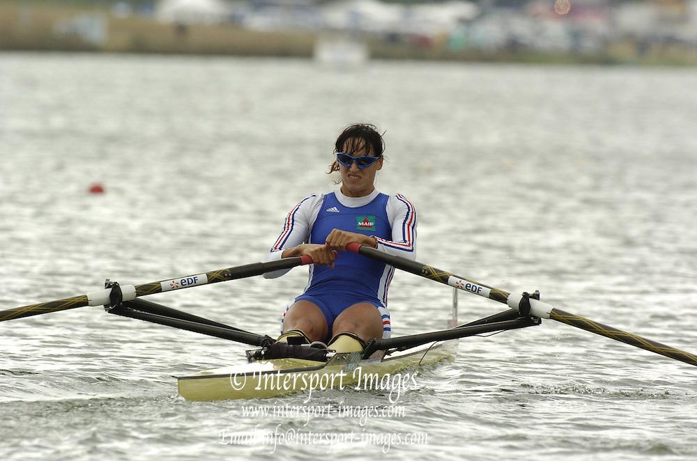 Eton, GREAT BRITAIN,  2006 World Rowing Championships, 20/08/2006.  Photo  Patrick White, © Intersport Images,  Tel +44 [0] 7973 819 551,  email images@intersport-images.com , Rowing Courses, Dorney Lake, Eton. ENGLAND