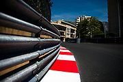 May 24-27, 2017: Monaco Grand Prix. Curb detail