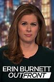 "March 30, 2021 (USA): CNN'S ""Erin Burnett OutFront"" Show"