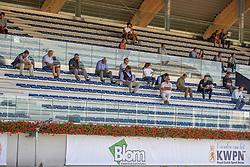 Familie Hendrix in corona tijd<br /> Nationaal Kampioenschap KWPN<br /> 6 jarigen springen final<br /> Stal Tops - Valkenswaard 2020<br /> © Hippo Foto - Dirk Caremans<br /> 19/08/2020