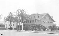 1930 Mountain View Hotel on Brokaw Pl. at Hollywood Blvd.