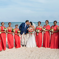 8 - Formal Portraits after Wedding Ceremony (Wedding Day)