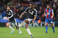 John Obi Mikel of Chelsea in action. Barclays Premier League match, Crystal Palace v Chelsea at Selhurst Park in London on Sunday 3rd Jan 2016. pic by John Patrick Fletcher, Andrew Orchard sports photography.