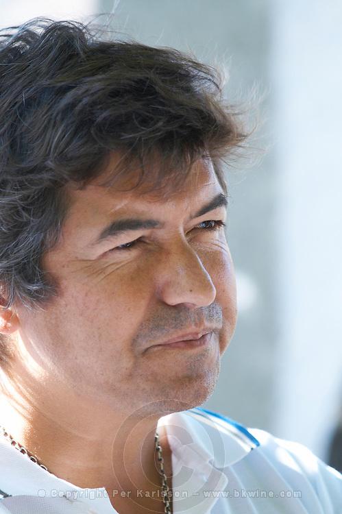 Joao Ferreira owner quinta do vallado douro portugal