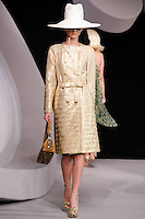 Rachel Alexander walks the runway  at the Christian Dior Cruise Collection 2008 Fashion Show