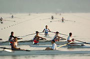 2004_Junior_Non_Olympics_Worlds_Lake Banyoles_Spain.29.07.2004 Thursday - Photo  Peter Spurrier .email images@intersport-images.com.Tel +44 7973 819 551 .GBR LW1X Rowing Course: Lake Banyoles, SPAIN . [Mandatory Credit: Peter Spurrier: Intersport Images].