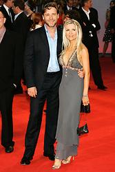 September 6, 2005 - Venice, U.S. - 06 September 2005 - Venice, Italy - Venice Film Festival.   RUSSEL CROWE and wife DANIELLE SPENCER - ''Cinderella Man.''  Photo Credit: Bedrosian/Siemoneit/AdMedia.. *** Local Caption *** 00145201 (Credit Image: © Bedrosian/AdMedia via ZUMA Wire)