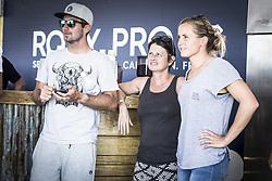 October 12, 2017 - Joan Duru (FRA) winner of heat 7 of Round One  at Quiksilver Pro France 2017, Hossegor, France..Quiksilver Pro France 2017, Landes, France - 12 Oct 2017 (Credit Image: © WSL via ZUMA Press)