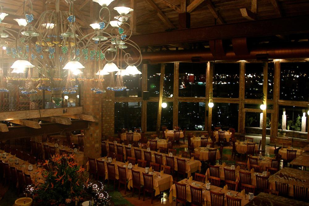 Belo Horizonte_MG, Brasil...Imagem do interior do restaurante Porcao...The image inside the Porcao restaurant...Foto: LEO DRUMOND / NITRO