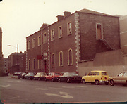 Old Dublin Amature Photos October 1983 WITH, Bolton St, Salvation Army Hostel, Halston St, Parnell St, lane, Fire Station, Fitzgibbon St, Lord Edward St, Cinema Thomas St, Tailors Hall, Crhistchurch, Vicarage, Car, cortina, renault 4, Jaguar, Ritmo, Renault 5, Old amateur photos of Dublin streets churches, cars, lanes, roads, shops schools, hospitals