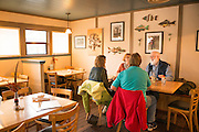 Homegrown Public House in Florence Oregon is a popular hangout joint which serves classic pub fair and craft beers on tap.