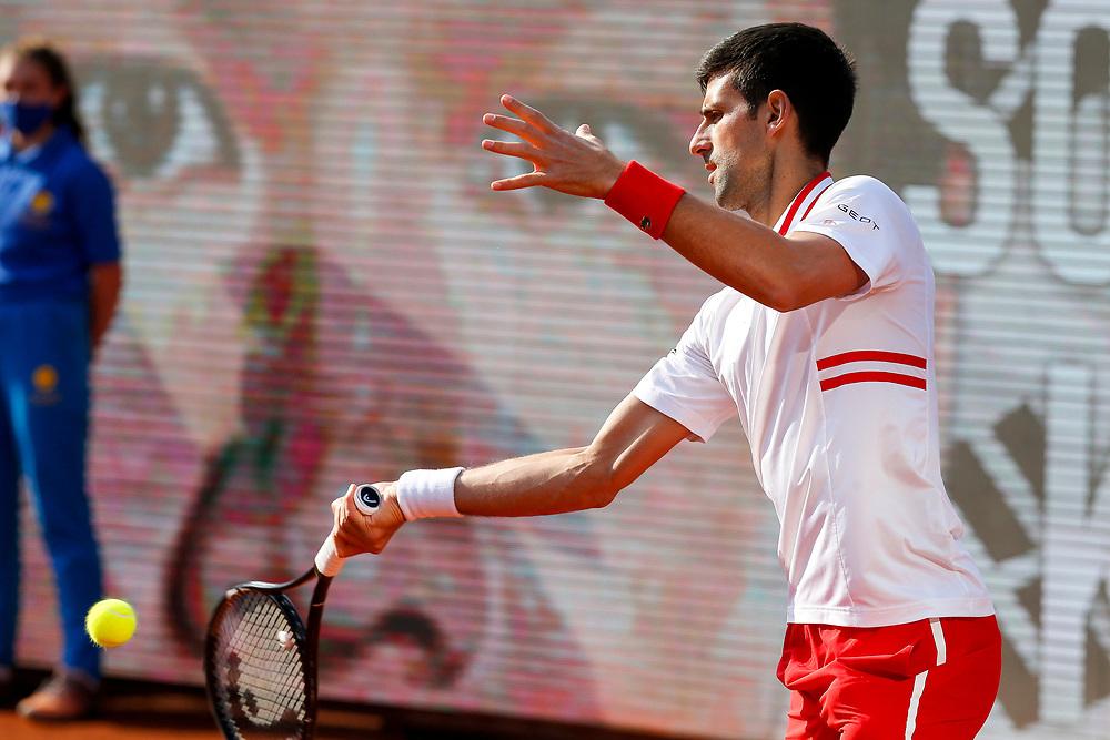 Tennis-ATP Serbia Open Belgrade 2021-<br /> Novak Djokovic (SRB) v Soonwoo Kwon (KOR)<br /> Beograd, 21.04.2021.foto: Marko Djokovic/Starsportphoto ©