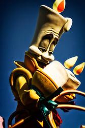 Lumiere at Walt Disney in Orlando, Florida.