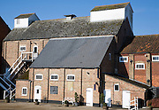 Former industrial buildings at Snape Maltings, Suffolk, England