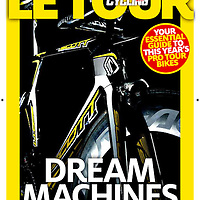 Cycling Plus (UK) issue 226 cover.Commissioned shoot.