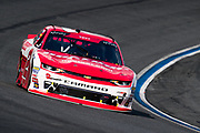 September 28-30, 2018. Charlotte Motorspeedway, Xfinity Series, Drive for the Cure 200: Matt Tifft, Richard Childress Racing, Chevrolet