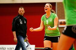 20141217 NED: Challenge Cup, Coolen Alterno - VDK Gent: Apeldoorn<br />Anne - Britt Kneijnsberg, Coolen Alterno<br />©2014-FotoHoogendoorn.nl / Pim Waslander