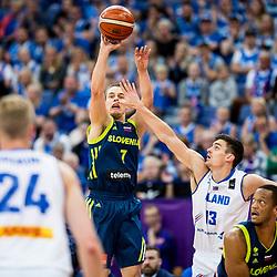 20170905: FIN, Basketball - FIBA EuroBasket 2017, Day 6