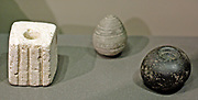 Tools There are many references on craft activities 3-1. Millennium BC Whetstones and trailers Whetstones and pendants stone.