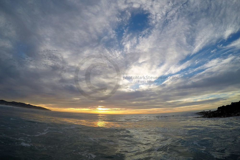 DCIM\100GOPRO\G0762711. Stunning St Clair sunrise <br /> 5 th Feb 2017 <br /> 6.15 am ,StevO, Doug,George