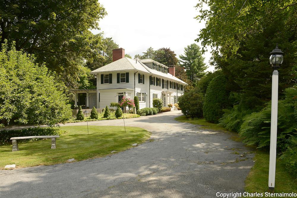 Martel House, 580 Blossom Street, Fitchburg, Massachusetts