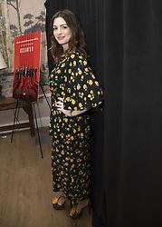 May 24, 2018 - New York, New York, USA - Anne Hathaway stars in the movie Ocean's 8 (Credit Image: © Armando Gallo via ZUMA Studio)