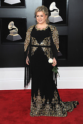 NEW YORK, NY - JANUARY 28: 60th Annual GRAMMY Awards at Madison Square Garden on January 28, 2018 in New York City. 28 Jan 2018 Pictured: Kelly Clarkson. Photo credit: JP/MPI/Capital Pictures / MEGA TheMegaAgency.com +1 888 505 6342