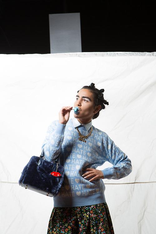 20 November 2014- Fashion for The Encounter Magazine.
