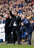 Photo: Jed Wee.<br />Bolton Wanderers v Manchester United. The Barclays Premiership. 01/04/2006.<br />Bolton manager Sam Allardyce.