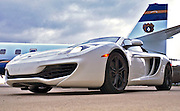 McLaren MP4-12C,Keenland Concours D'Elegance,Lexington,Ky.
