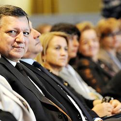 20111205 - Belgium - Brussels - Innovation Convention 2011 -  Award of the women innovators prizes - Jose Manuel Barroso, President of the European Commission © European Union / Scorpix