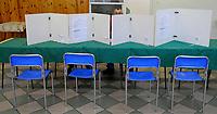 21.11.2010  n / z  lokal wyborczy w Juchnowcu Koscielnym   fot Michal Kosc / AGENCJA WSCHOD