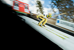 Noriaki Kasai of Japan during Ski Flying Hill Individual Competition at Day 2 of FIS Ski Jumping World Cup Final 2018, on March 23, 2018 in Planica, Ratece, Slovenia. Photo by Ziga Zupan / Sportida