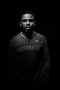 NEW YORK, NY -- 6/6/17 -- Nnamdi Asomugha, stars in the new film Crown Heights, based on the life of Colin Warner, who was wrongly incarcerated for over 20 years. Asomugha plays his best friend, Carl King in the film, which won the Audience Award at Sundance. The film is to be released August 25.…by André Chung #_AC18824