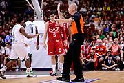 DESCRIZIONE : Milano Lega A 2013-14 EA7 Emporio Armani Milano vs Montepaschi Siena playoff Finale gara 7<br /> GIOCATORE : Luigi Lamonica arbitro<br /> CATEGORIA : arbitro<br /> SQUADRA : arbitro<br /> EVENTO : Finale gara 7 playoff<br /> GARA : EA7 Emporio Armani Milano vs Montepaschi Siena playoff Finale gara 7<br /> DATA : 27/06/2014<br /> SPORT : Pallacanestro <br /> AUTORE : Agenzia Ciamillo-Castoria/M.Marchi<br /> Galleria : Lega Basket A 2013-2014  <br /> Fotonotizia : Milano<br /> Lega A 2013-14 EA7 Emporio Armani Milano vs Montepaschi Siena playoff Finale gara 7<br /> Predefinita :