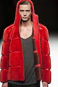 Jesus Lorenzo in Mercedes-Benz Fashion Week Madrid 2013