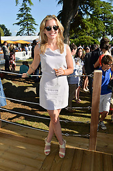 CAGGIE DUNLOP at the Summer Solstice Party during the Boodles Tennis event hosted by Beulah London and Taylor Morris at Stoke Park, Park Road, Stoke Poges, Buckinghamshire on 21st June 2014.