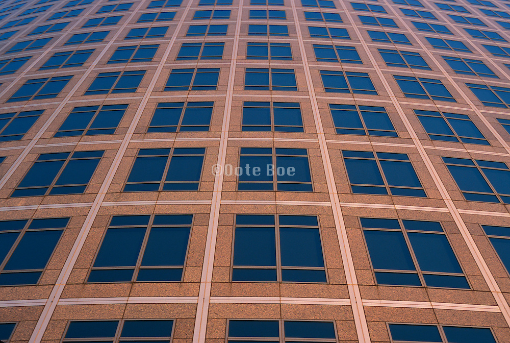 """close up of an office high rise, New York City, Manhattan DownTown, Battery Park City """"One World Trade Center"""" area"""