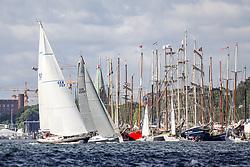 , Kiel - Kieler Woche 17. - 25.06.2017, ORC 2 - KOHINOOR - GER 707 - Christopher OPIELOK - CARTER 55 - Norddeutscher Regatta Verein