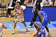 DESCRIZIONE : Supercoppa 2015 Semifinale Banco di Sardegna Sassari - Grissin Bon Reggio Emilia<br /> GIOCATORE : Amedeo Della Valle<br /> CATEGORIA : passaggio<br /> SQUADRA : Grissin Bon Reggio Emilia<br /> EVENTO : Supercoppa 2015<br /> GARA : Banco di Sardegna Sassari - Grissin Bon Reggio Emilia<br /> DATA : 26/09/2015<br /> SPORT : Pallacanestro <br /> AUTORE : Agenzia Ciamillo-Castoria/GiulioCiamillo