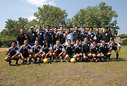 The 2010 Team Deportivo Colomex of the National Soccer League.