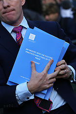 NOV 29 2012 The Leveson Report published