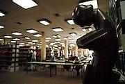 Duitsland, Münster, 06-1998Univ. bibliotheek MünsterFoto: Flip Franssen/Hollandse Hoogte