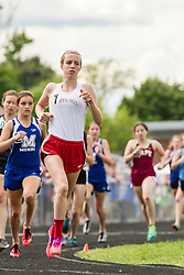 Maine State Track & Field Meet, Class B: girls 800 meters
