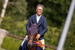 Veldhuis Steven, NED, Mees van de Watermolen<br /> KWPN Kampioenschappen 2021<br /> Valkenswaard <br /> © Hippo Foto - Dirk Caremans<br /> 11/08/2021