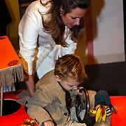 NLD/Apeldoorn/20081101 - Opening tentoonstelling SpeelGoed op paleis Het Loo, Sam